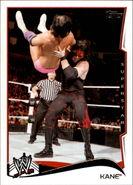 2014 WWE (Topps) Kane 28