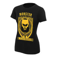 Braun Strowman Monster of All Monsters Women's Authentic T-Shirt