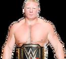 Brock Lesnar/Event history