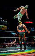 CMLL Martes Arena Mexico (August 27, 2019) 13