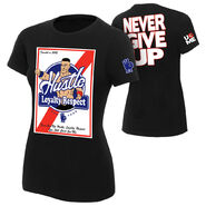 John Cena HLR Women's Authentic T-Shirt