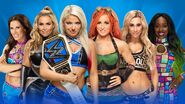SmackDown Women's Championship Match