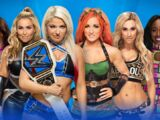 WrestleMania 33 Alexa Bliss v SmackDown
