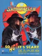 SummerSlam 1994 poster