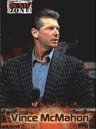2001 WWF RAW Is War (Fleer) Vince McMahon 82