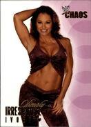 2004 WWE Chaos (Fleer) Ivory 81