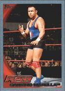 2010 WWE (Topps) Santino Marella 20