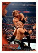 2010 WWE (Topps) William Regal 3