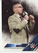 2016 WWE (Topps) Corey Graves 15