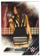 2016 WWE (Topps) Then, Now, Forever Dasha Fuentes 114
