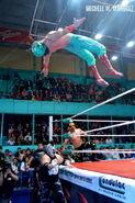 CMLL Lunes Arena Puebla 6