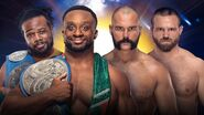 COC 2019 The New Day vs. The Revival
