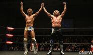 ROH-NJPW Honor Rising Japan 2018 - Night 2 1