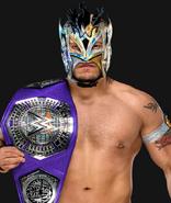 WWEKalistoCrusierweightChampion