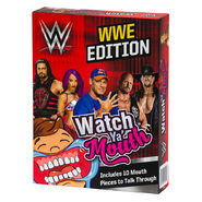 WWE Watch Ya' Mouth Game Set