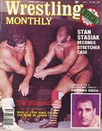 Wrestling Monthly - August 1977