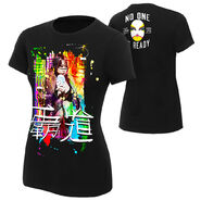 Asuka No One is Ready Women's Authentic T-Shirt