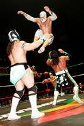 CMLL Martes Arena Mexico 5-9-17 28