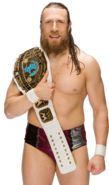 Daniel bryan intercontinental champion large png by nibble t-d9xq783