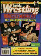 Inside Wrestling - August 1998