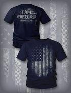 KurtAngleIAmWrestlingShirt