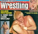 Sports Review Wrestling - June 1982