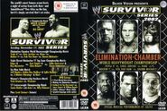 Survivor Series 2002 DVD