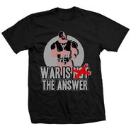 Warlord War Is The Anwser T-Shirt