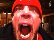 Warrior scream large