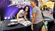 WrestleMania 30 Axxess Day 3.9