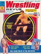 Wrestling Revue - August 1965