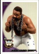 2010 WWE (Topps) Junkyard Dog 90