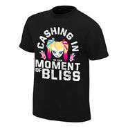 Alexa Bliss Moment of Bliss T-Shirt