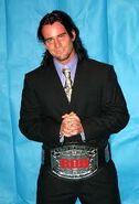 ROH World Championship/Champion history