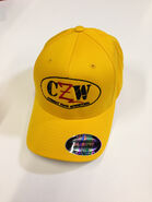 CZW Gold Flex Fit Hat