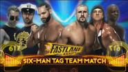 FL 2018 Kickoff 6 Man Tag Match