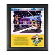 Finn Balor NXT TakeOver In Your House 2020 15 x 17 Limited Edition Plaque