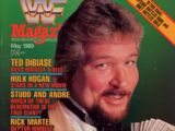 WWF Magazine - May 1989