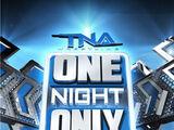 One Night Only: X-Travaganza