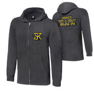 Seth Rollins Buy In Youth Full-Zip Hoodie Sweatshirt