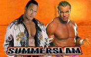 The Rock Vs Billy Gunn