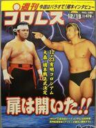 Weekly Pro Wrestling 1008