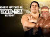 10 Biggest Matches in WrestleMania History