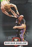 2010 WWE Platinum Trading Cards Bam Bam Bigelow 74