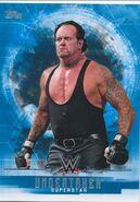 2017 WWE Undisputed Wrestling Cards (Topps) Undertaker 38