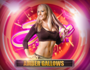 Amber Gallows Shine Profile