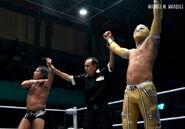 CMLL Lunes Arena Puebla 5-1-17 10