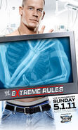 Extreme Rules 2011 Poster