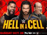 Hell in a Cell 2020 Roman Reigns v Jey Uso
