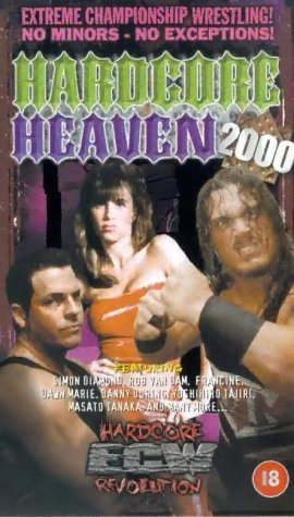 Image result for ecw Hardcore heaven 2000